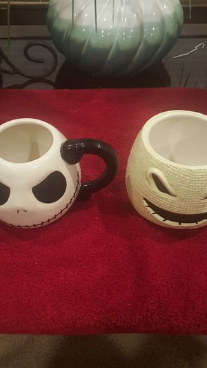 Disney The Nightmare before Christmas Mugs for Sale in Selma, TX