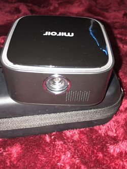 Miror Mini Projector $ 80 for Sale in Houston,  TX