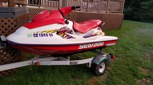 Seadoo jetski 1996 for Sale in Parma, OH