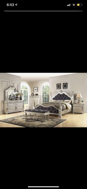 Brand New Complete Bedroom Set With Orthopedic Mattress For $1799 for Sale in Queens, NY