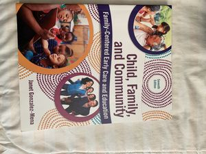 Child, Family, and Community Textbook for Sale in Whittier, CA