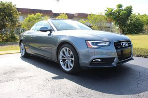 2013 AUDI A5 for Sale in Miami Gardens, FL