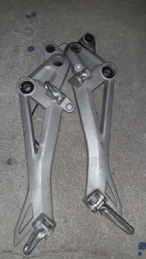 Ducati footpeg pegs &brackets for Sale in Danville, CA