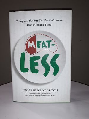 Meat-Less cookbook for Sale in Bakersfield, CA