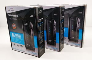 Lot of 10 SB6141 cable modems for Sale in Stanton, CA