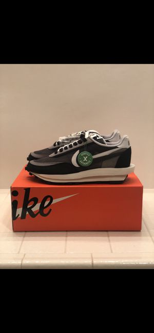 Nike LD Waffle Sacai Black | Size 9 Men for Sale in Fresno, CA