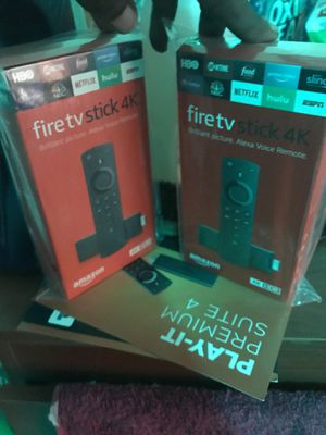 Fire Tv Stick 4K for Sale in Orlando, FL
