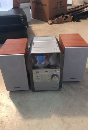 Panasonic Stereo System for Sale in Winter Park, FL