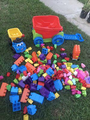 Mega Blocks 150 piezas aproximadamente for Sale in El Monte, CA