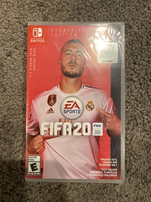 FIFA 20 NINTENDO SWITCH for Sale in Columbia, MD