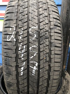 4 used tires Firestone 215/45.17 for Sale in Portland, OR