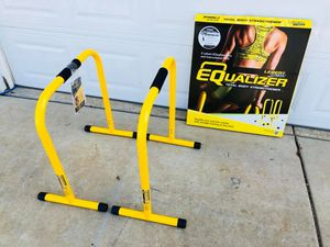 Exercise - Lebert Fitness - Equalizer - Gym Equipment - Training for Sale in Downers Grove, IL