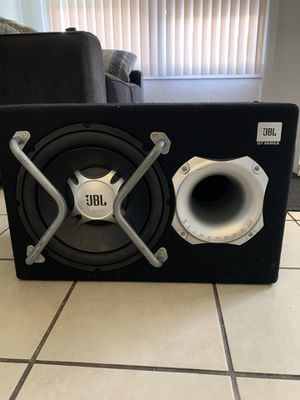 """JBL 12"""" inch speaker with build in amplifier for Sale in National City, CA"""