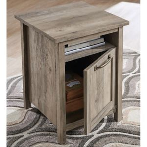 Modern Farmhouse End Table For Sale for Sale in Glendale, CA