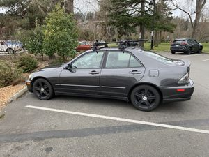 2003 Lexus IS 300 (manual) for Sale in Kirkland, WA