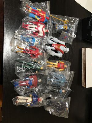 14 action figures you get all pictured for Sale in Pickerington, OH
