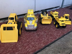 Yellow Construction Toys for Sale in Joint Base Pearl Harbor-Hickam, HI