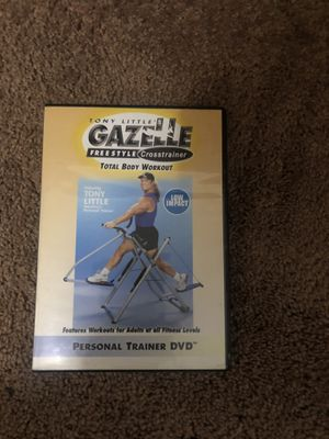 Workout CD for gazell for Sale in US