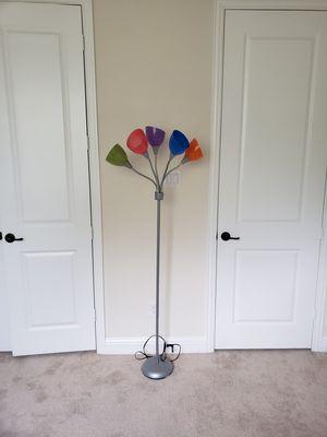 5 Light Floor Lamp for Sale in Irving, TX