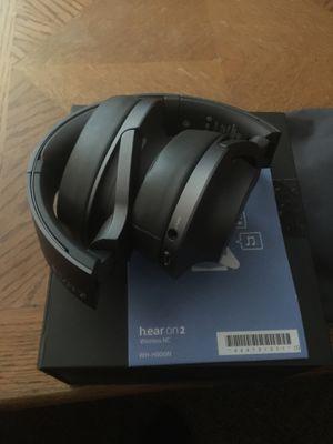 Sony hear on 2 Bluetooth headphones for Sale in Dearborn, MI