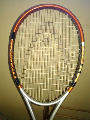 Head Titanium ti.5003 tennis racket for Sale in Tampa, FL