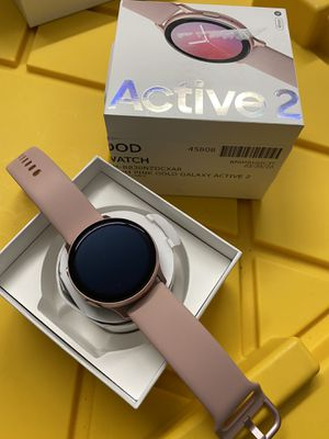 Samsung Galaxy Smartwatch Active 2 40MM Rose for Sale in Chula Vista, CA