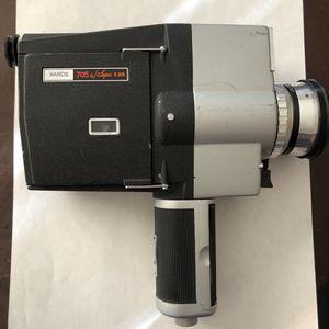 Vintage Montgomery Wards 705a Super 8mm Zoom Lens Movie Camera for Sale in Murfreesboro, TN