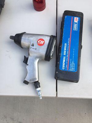 Campbell Hausfeld impact gun for Sale in Bonita, CA
