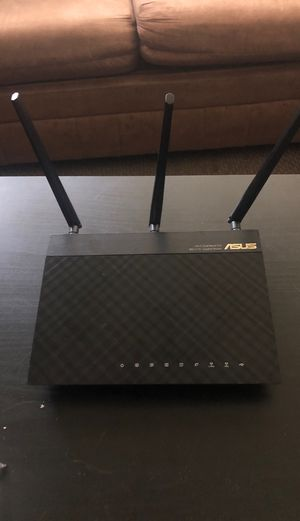 Asus Router model RT-AC66R for Sale in Los Angeles, CA