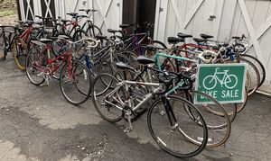 *Actual Bikes* for SATURDAY Aug 1 @8am-11:30am BIKE SALE road mountain hybrid Single spd $250-$450+ for Sale in New York, NY