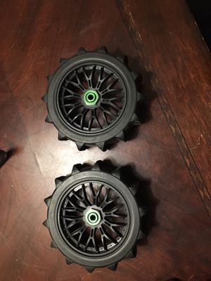 RC Traxxas, Losi, HPI - New paddle tires for Sale in San Diego, CA