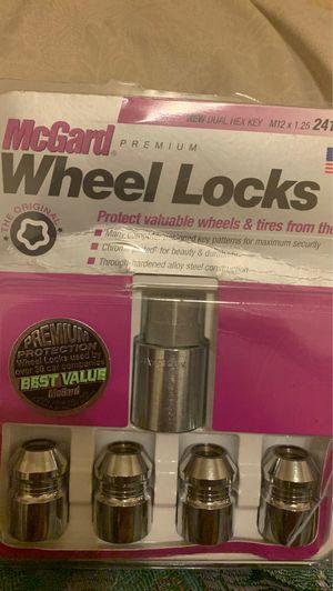 Mcgard wheel lock for Sale in Stockton, CA