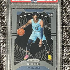 2019 Panini Prizm Ja Morant #249 Rookie PSA 10 for Sale in Hacienda Heights, CA