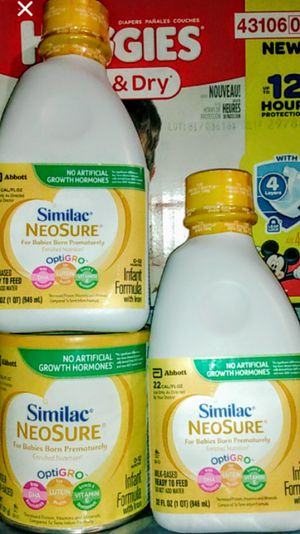 Similac Neosure bundle for Sale in Los Angeles, CA