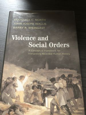 Violence and Social Orders for Sale in Washington, DC