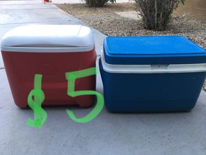 Ice Cooler Chests for Sale in Avondale, AZ