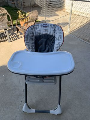 Chico Kid High Chair for Sale in Rancho Cucamonga, CA