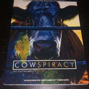 Cowspiracy DVD for Sale in St. Louis, MO