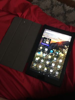 Amazon Fire HD 10 tablet for Sale in San Diego, CA