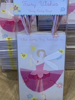 Meri Meri Fairy Wishes Party Bags for Sale in Fremont,  CA