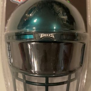 NFL Philadelphia Eagles FanMask Helmet New Foamheads for Sale in Riverside, CA