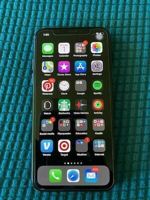 Apple iPhone X Black for Sale in Los Angeles, CA