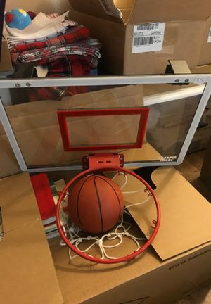 Mini Basketball Hoop w/ball for Sale in La Habra Heights, CA