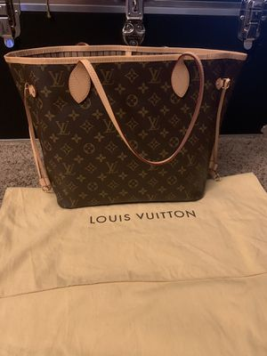 Like new Louis Vuitton Neverfull MM Bag for Sale in Del Mar, CA