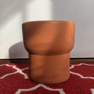 Like-New Terracotta Planter Pot for Sale in Washington, DC