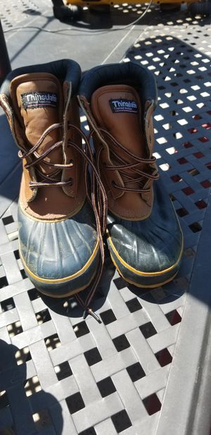 Thinsulate boots sz 3 for Sale in Fresno, CA