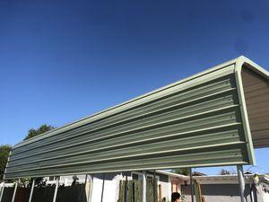 Rv / trailer Carport 12' wide x 30' long 15' center for Sale in Lakeside, CA