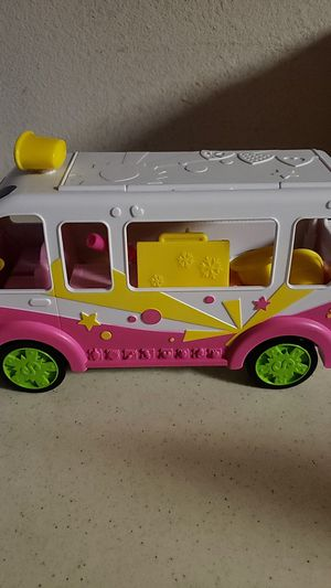 Shopkins bus for Sale in Riverside, CA