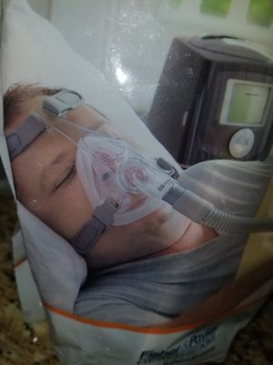 F&P simplus Fisher & Paykel full face medium cpap mask new for Sale in Brandon, FL
