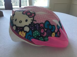Hello Kitty Kids Helmet for Sale in Mukilteo, WA